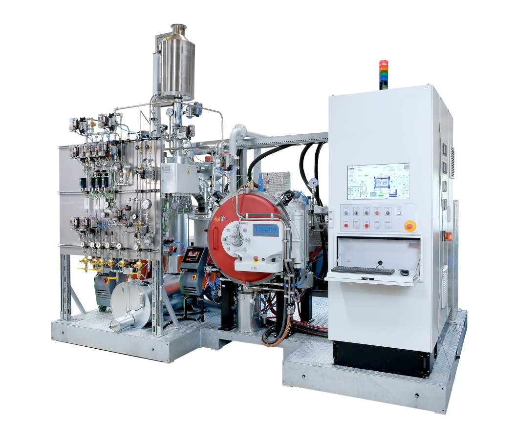 dewaxing and sinter furnace full equipped